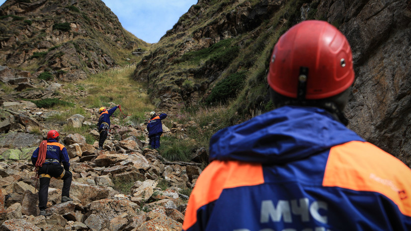 На Эльбрусе ищут потерявшегося на высоте почти 5 тысяч метров гражданина США