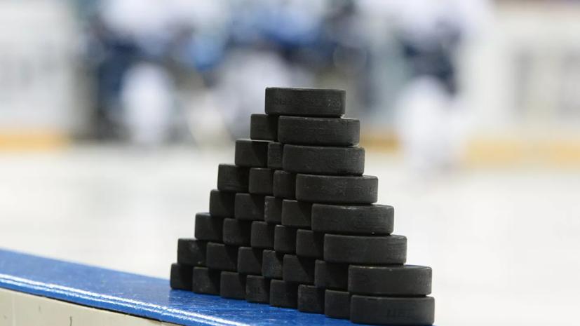 На детском хоккейном турнире в Москве работал нетрезвый арбитр
