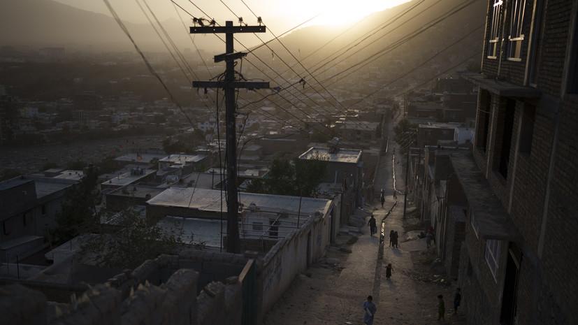 Ребёнок погиб в результате взрыва в афганской провинции Нангархар