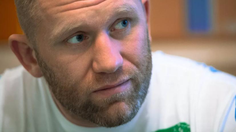Харитонов заявил, что не против подраться с Александром Емельяненко на турнире Bellator