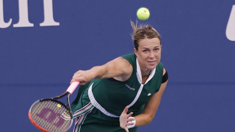 Павлюченкова поднялась на одну строчку в рейтинге WTA