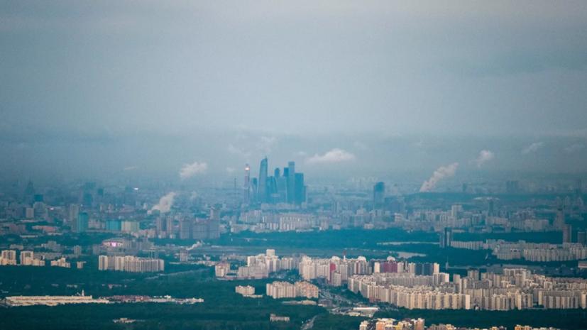 Бывшая промзона Москвы «Соколиная гора» будет реорганизована