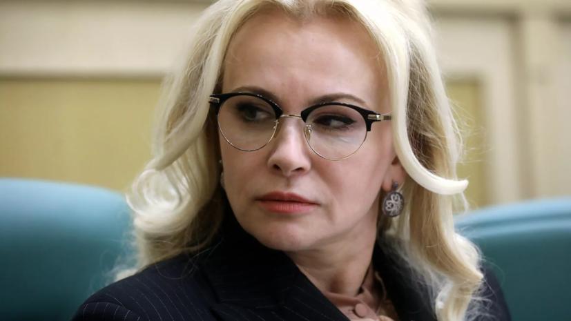 Сенатор Ковитиди рассказала об активной явке на выборы в Госдуму в Крыму