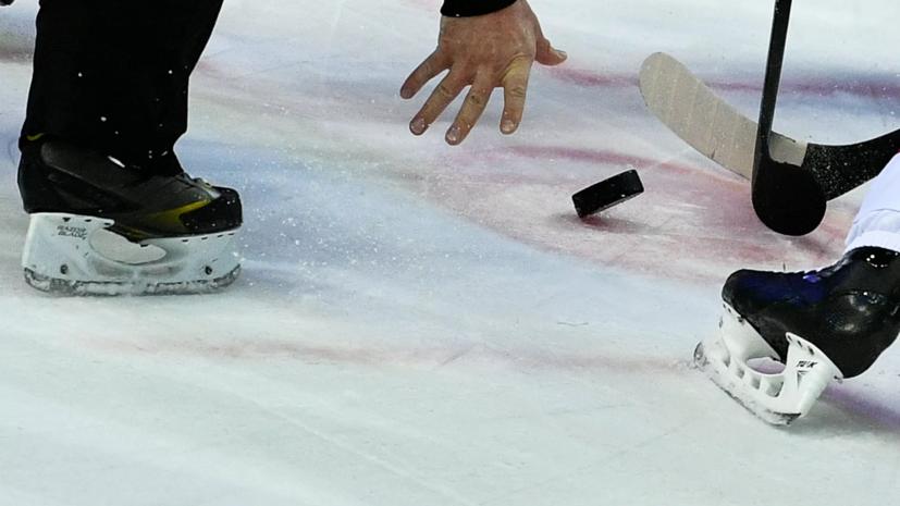Хоккеист «Детройта»  Макайзек потерял сознание во время игры с «Коламбусом»
