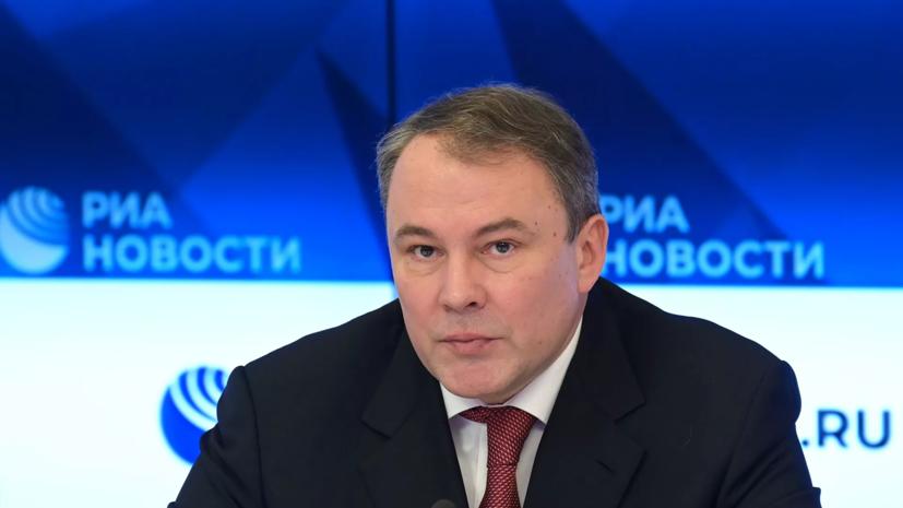 Пётр Толстой оценил предварительные итоги выборов в Госдуму