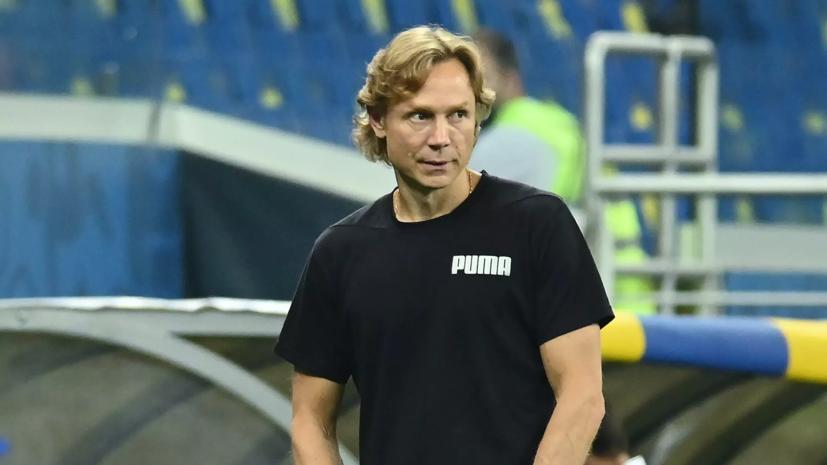 Карпин подтвердил, что запретил футболистам сборной России пить пиво