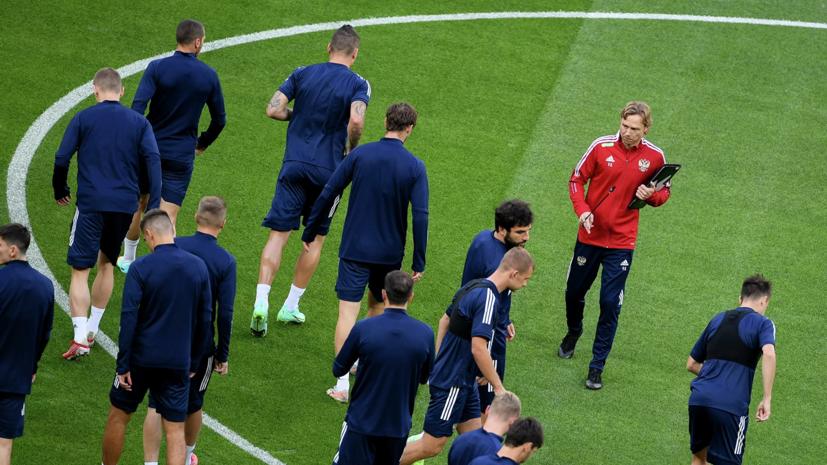 Дзюба попал в расширенный состав сборной России по футболу на октябрьские матчи
