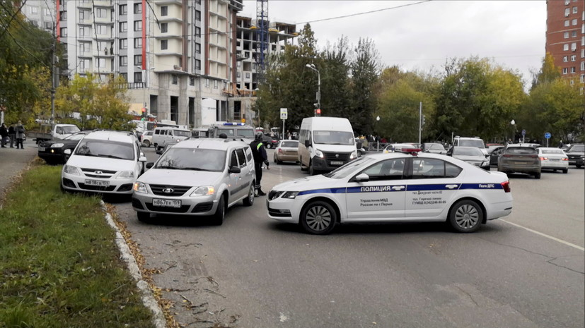 Число пострадавших в результате стрельбы в вузе в Перми возросло до 28