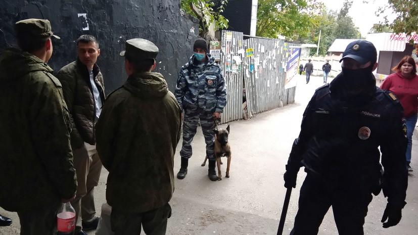 Песков прокомментировал стрельбу в университете в Перми