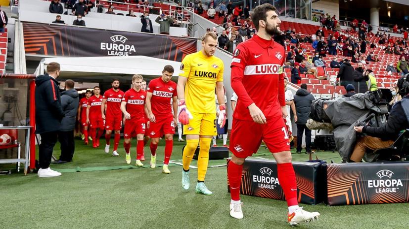 Ананко назвал «Спартак» средней командой