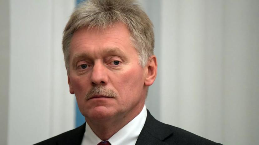 Песков: Лавров и Шойгу примут личное решение касательно Госдумы