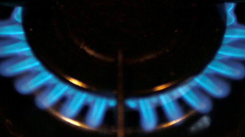 Цены на газ в Европе вновь превысили $900 за 1000 кубометров