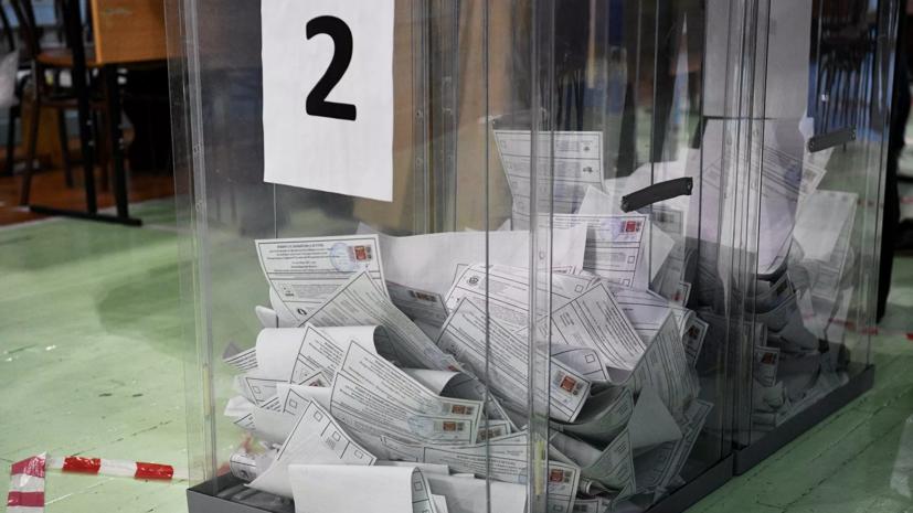 «Единая Россия»лидирует на выборах в Госсовет Чувашии после обработки 100% протоколов