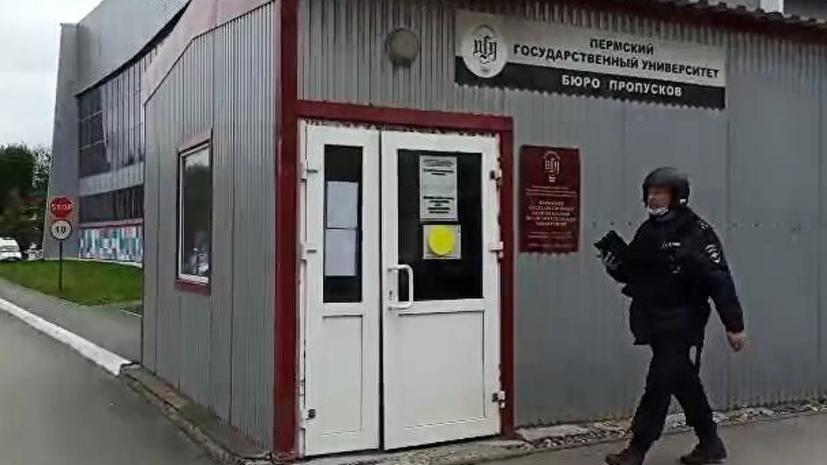 Обезвредивших стрелявшего в Перми сотрудников ДПС представят к наградам