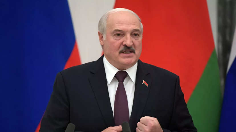 Лукашенко направил соболезнование Путину в связи с трагедией в Перми