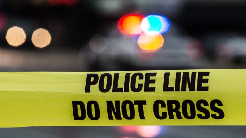 В школе в Вирджинии произошла стрельба