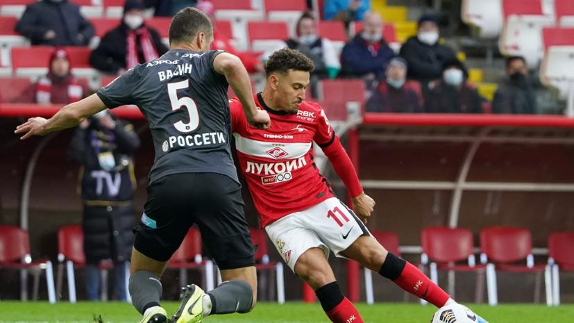 Березуцкий: ЦСКА был сильнее «Спартака» только характером, ничем более