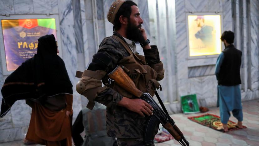 В Пентагоне заявили, что США не видят террористической угрозы из Афганистана