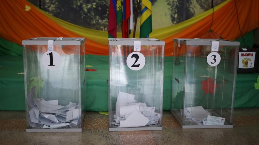 ЦИК обработала 100% итоговых протоколов на выборах в Госдуму