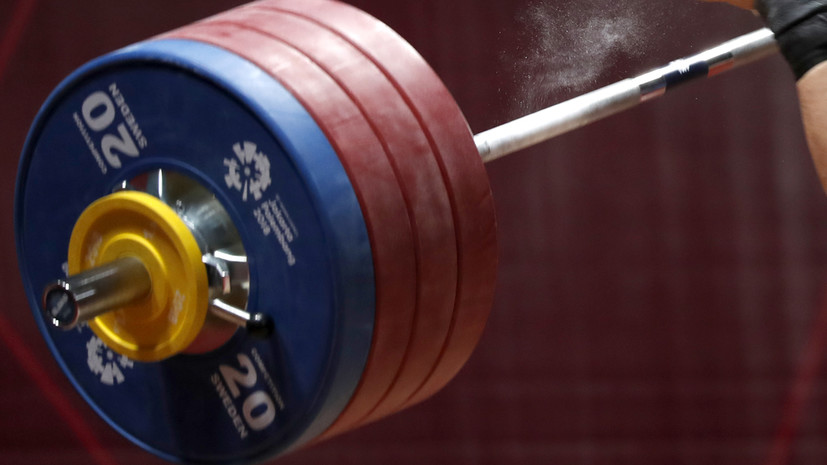 Хабаровск примет чемпионат России по тяжёлой атлетике в 2022 году