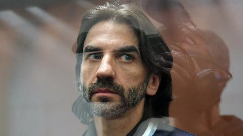 Суд в Москве продлил арест экс-министру Абызову