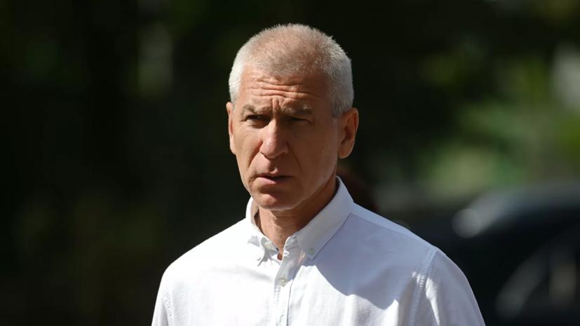 Матыцин отреагировал на отстранение гандболистов молодёжной сборной России