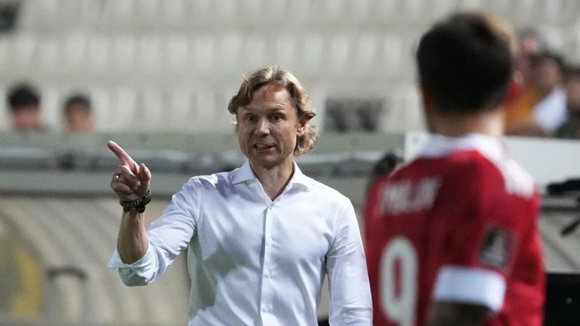 Карпин рассказал, что необходимо Агаларову для попадания в итоговый список сборной России