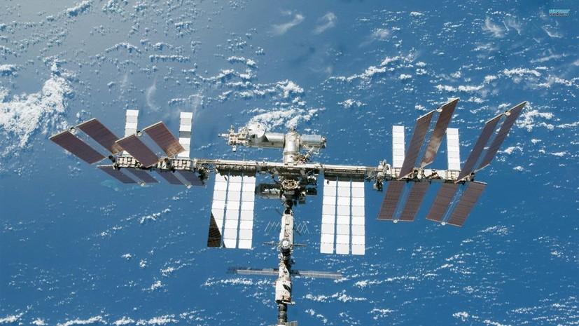 На МКС сообщили о запахе в модуле «Звезда»
