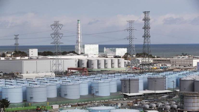 США сняли ограничения на поставки продуктов из префектуры Фукусима