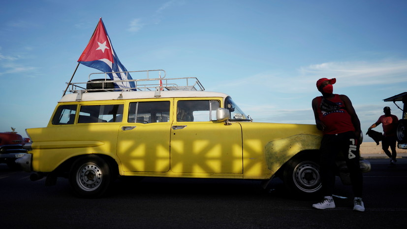 На Кубе намерены принимать больше туристов из России