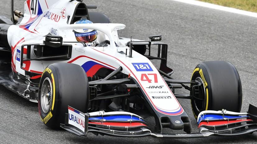 Haas намекнул на скорое продление контрактов с Мазепиным и Миком Шумахером