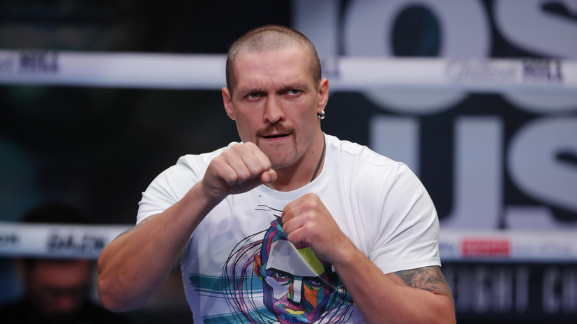 Источник: Усик заработает за бой с Джошуа до €5,8 млн