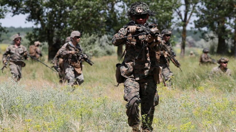 «Выколачивают деньги на оборону»: американский генерал назвал Россию основной военной угрозой для США