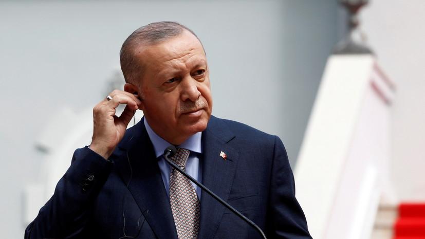 Премьер-министр Грузии и президент Турции провели переговоры