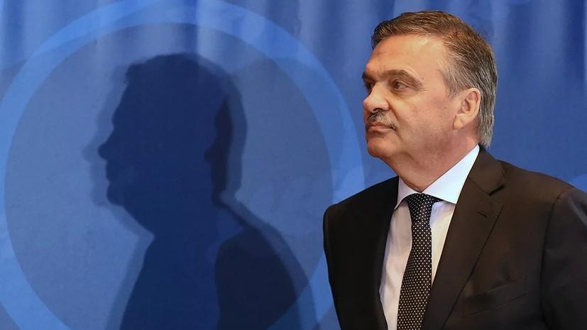 Фазель будет введён в Зал славы IIHF
