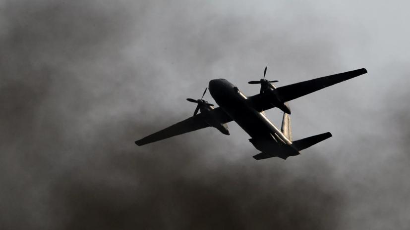 Интерфакс: самолёт Ан-26 с шестью людьми на борту пропал в Хабаровском крае