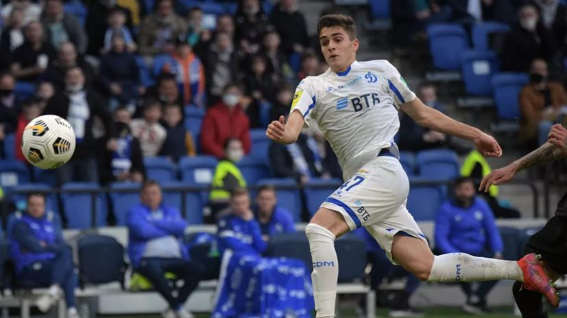 «РБК Спорт»: полузащитник «Динамо» Захарян может перейти в «Боруссию»