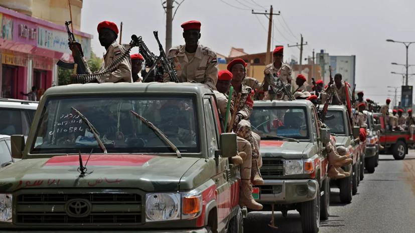 В МИД Судана прокомментировали попытку госпереворота в стране