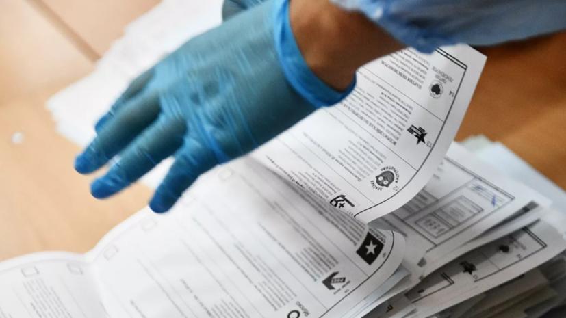 В Петербурге на семи участках отменили итоги голосования на выборах в Госдуму