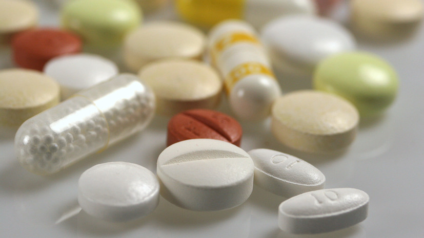 В России промаркировали более 7 млрд упаковок лекарств