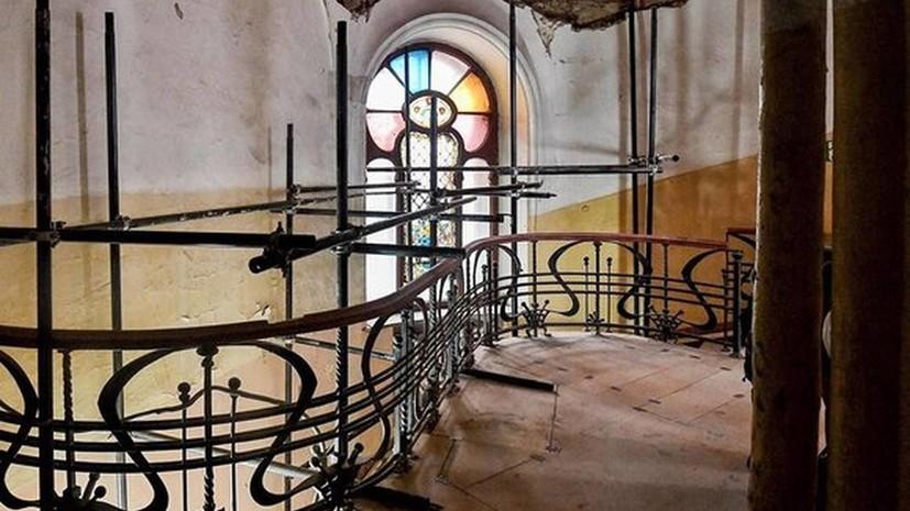 В Москве отреставрируют 100 объектов культурного наследия до конца года
