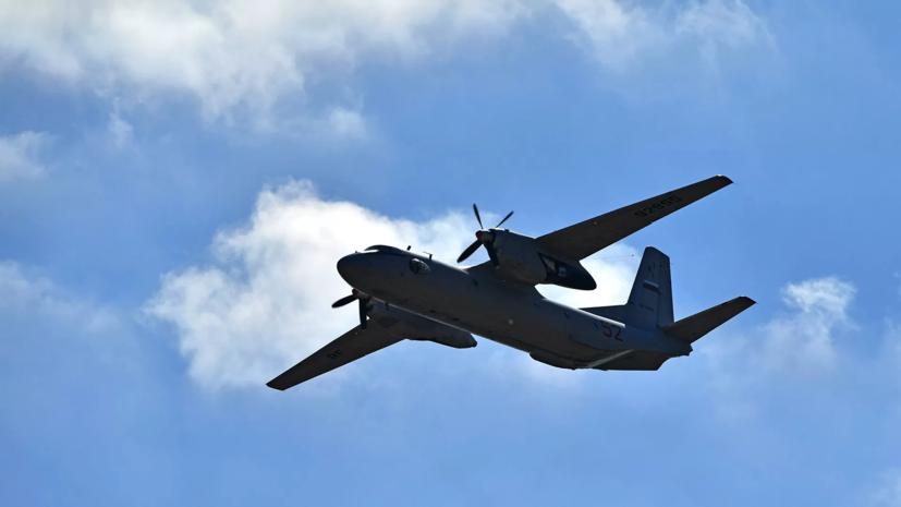 В Хабаровском крае приостановили поиски с воздуха Ан-26 из-за непогоды