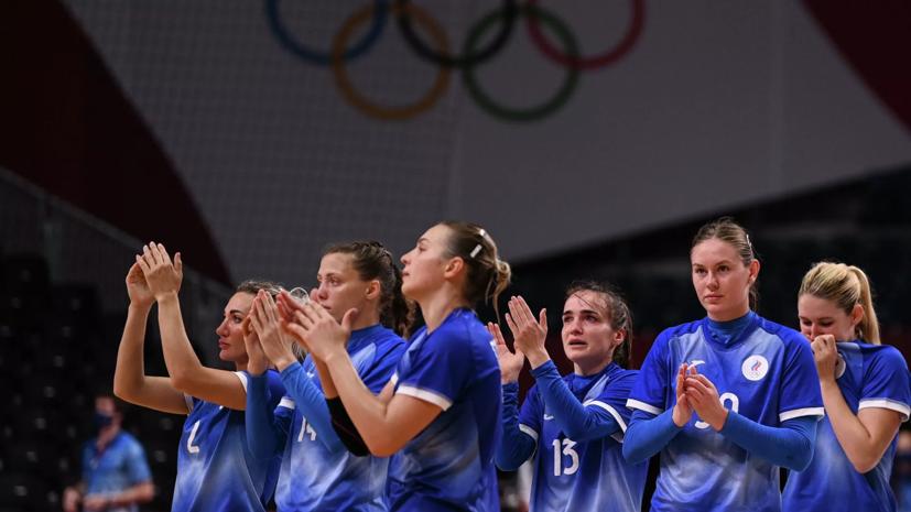 Определился состав женской сборной России по гандболу на отборочные матчи ЧЕ-2022