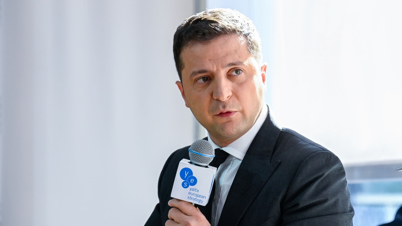 Зеленский заявил о важности увеличения присутствия флотов НАТО в Чёрном море
