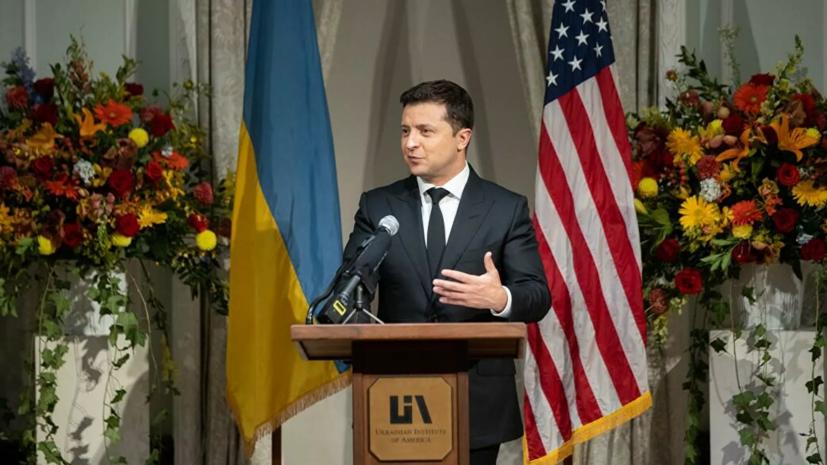 Зеленский: Украина почти завершила работу над системой безопасности по стандартам НАТО