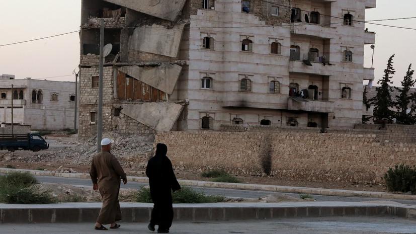 Террористы совершили 26 обстрелов в идлибской зоне деэскалации в САР