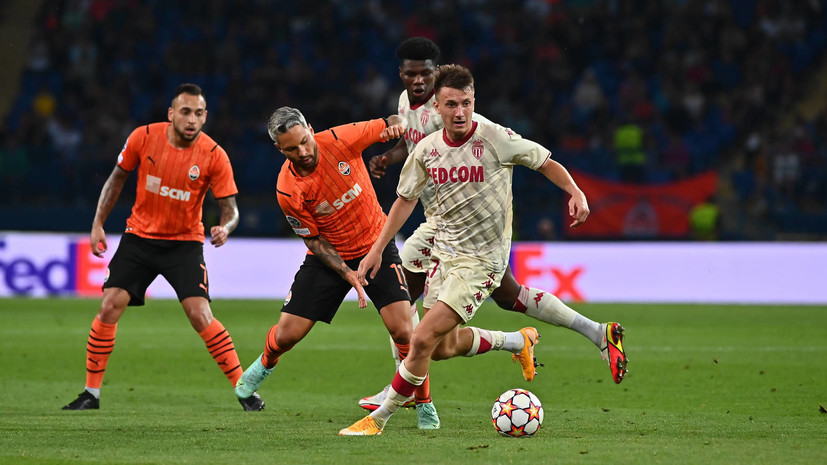 Полузащитник «Монако» Головин заявил, что готов играть 90 минут