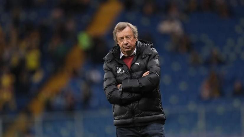 Сёмин высказался о поражении в матче Кубка России от «Чайки»