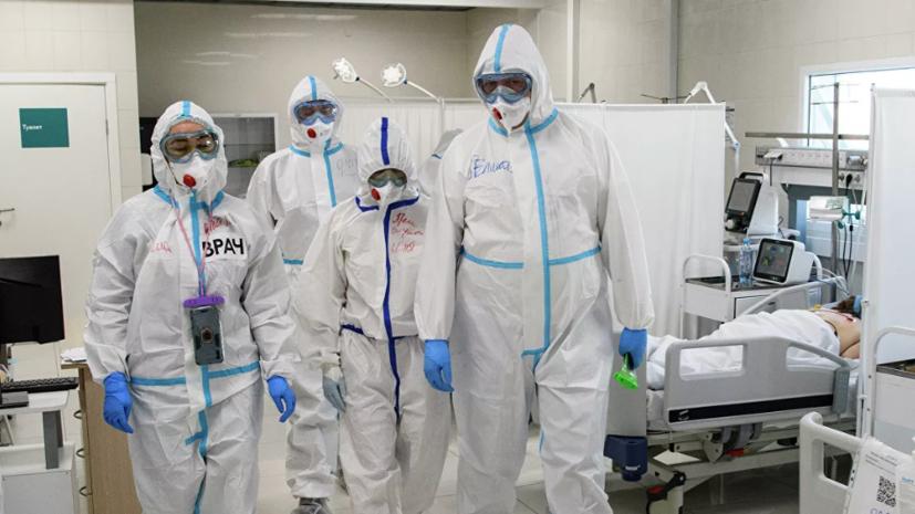Эпидемиолог Пшеничная рассказала об особенностях штамма коронавируса «дельта»