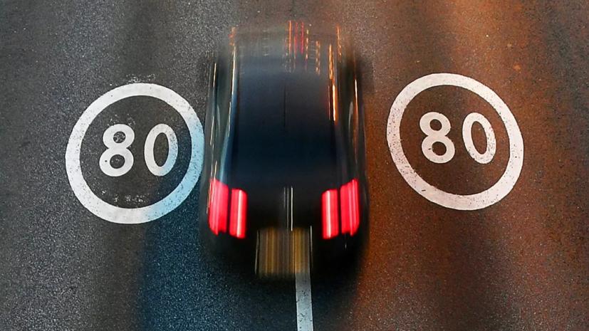 «Ъ»: В России перестали штрафовать водителей за превышение средней скорости